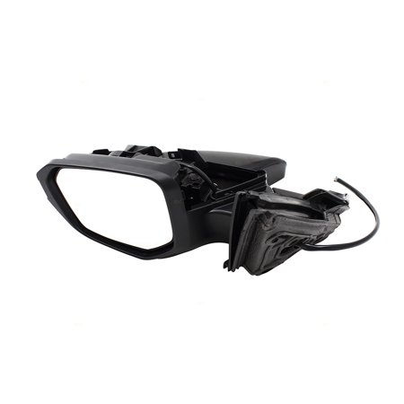 Drivers Side View Power Mirror Heated Replacement for Honda Civic 76258-TBA-A02ZA Civic Power Side View Mirror
