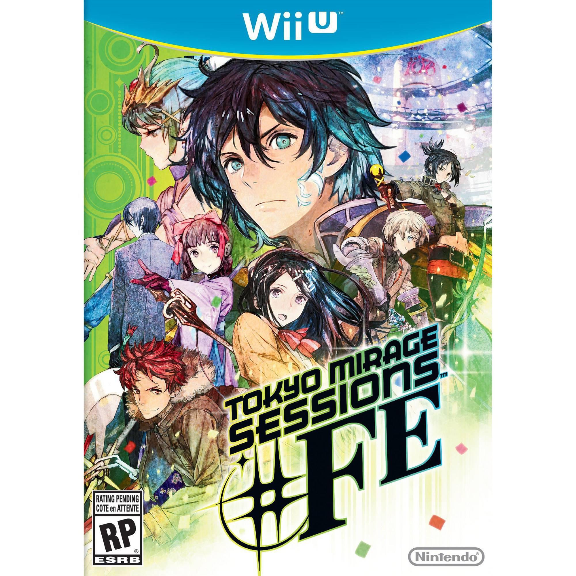 TOKYO MIRAGE SESSIONS FE (Wii U)