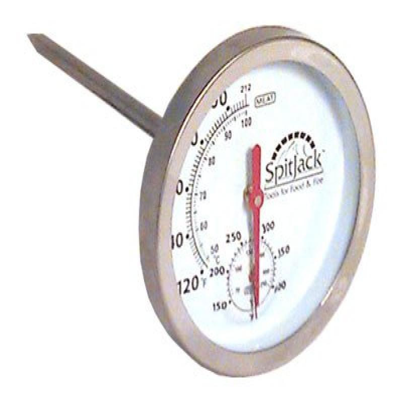 Dual Sensor Meat and Oven Thermometer by SpitJack
