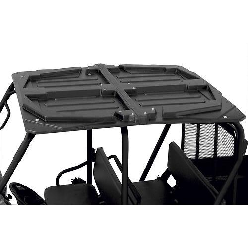 Moose Racing Four Passenger 2-Piece UTV Roof Fits 11-12 Polaris Ranger Crew 800