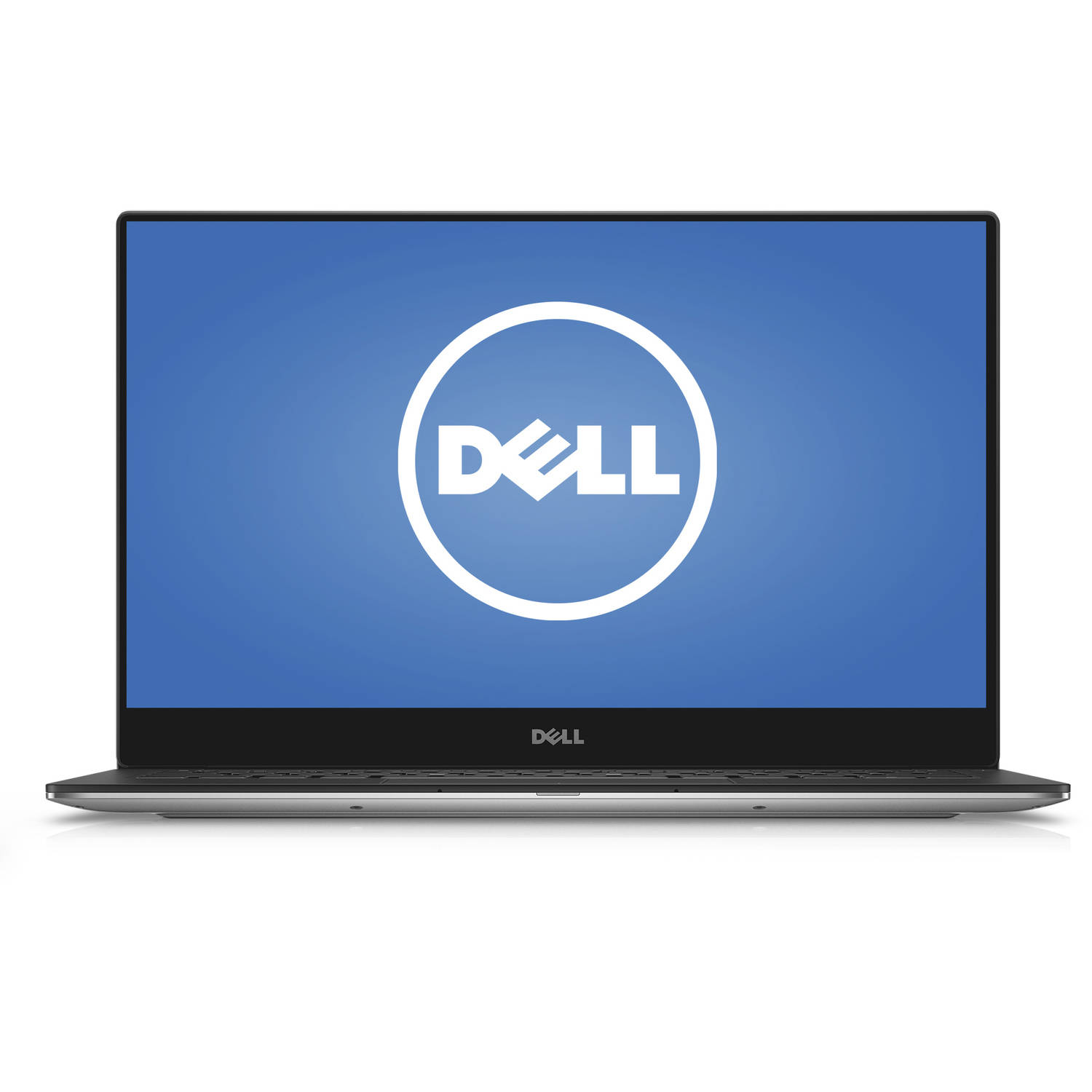 """Dell Silver 13.3"""" XPS 13 Laptop PC with Intel Core i7-6560U Processor, 8GB Memory, touch screen, 256GB Solid State Drive and Windows 10 Home"""