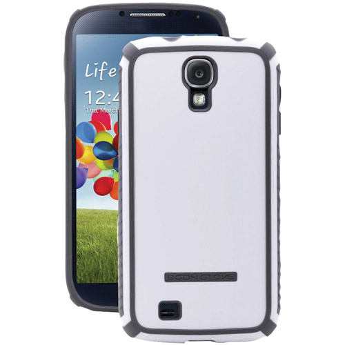 Body Glove 9346301 Samsung Galaxy S4 Tactic Case White   Grey by Body Glove