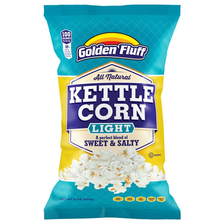 Goldenfluff Lite Kettle Corn