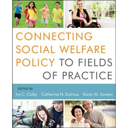 Connecting Social Welfare Policy to Fields of