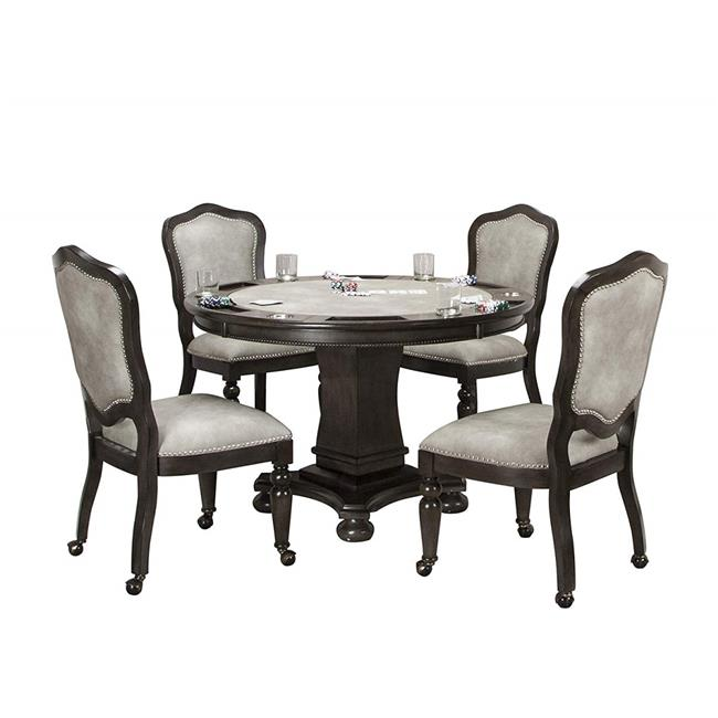 Dining Room Chairs With Casters 2