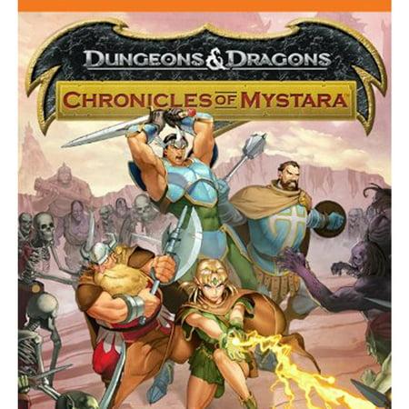 Dungeons & Dragons: Chronicles of Mystara, Nintendo, WIIU, [Digital Download],