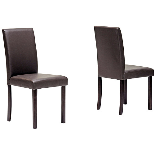 Baxton Studio Upholstered Dining Chair, Set of 2 by Baxton Studio