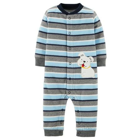2a2f99eddc5d Child of Mine by Carter s Newborn Baby Boy One Piece Jumpsuit ...