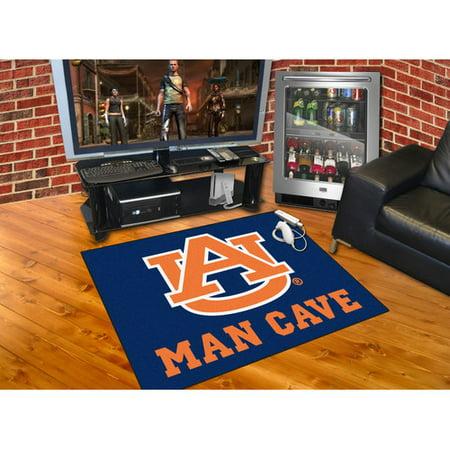 Auburn Door Kit - Auburn Man Cave All-Star Mat 33.75