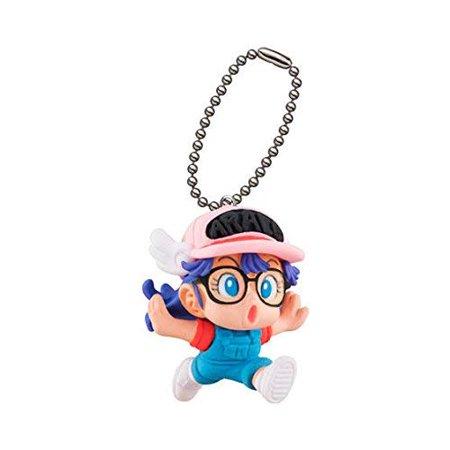 Re Bandai Gashapon Dragon Ball Udm Burst 30 Figure Swing KeychainDr. Slump Norimaki Arale - image 1 de 1