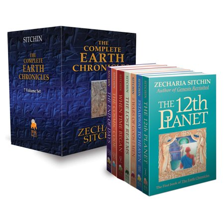 The Complete Earth Chronicles (The Chronicles Of Hollow Earth The Next Race)