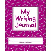 Primary Concepts My Writing Journal, 30 Pages, Set of 20