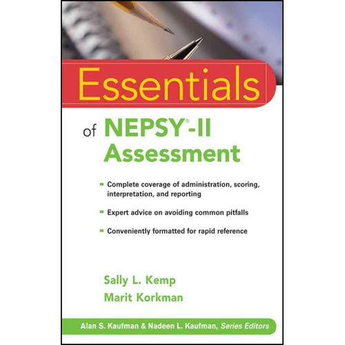 Essentials of NEPSY-II Assessment
