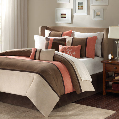 Home Essence Overland 7pc Bedding Comforter Set