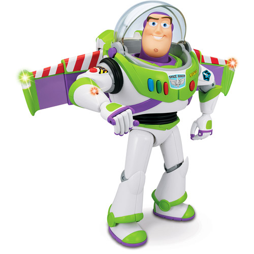 Disney Toy Story Signature Collection Buzz Lightyear Talking Action Figure by