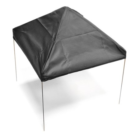 - Integy C26484BLACK Realistic Easy Up 15x15 Inch Canopy Tent: 1/10 Scale Crawler