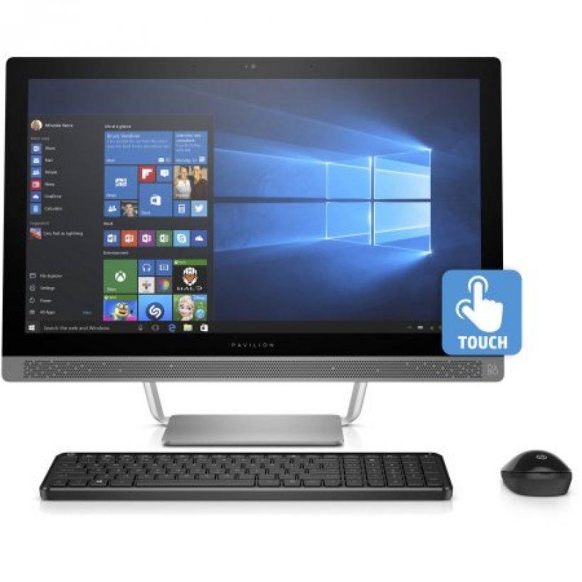 "Refurbished HP 24-b223w Pavilion 23.8"" All-in-One PC Intel 3.40 GHz 6GB 1TB HD Windows 10"