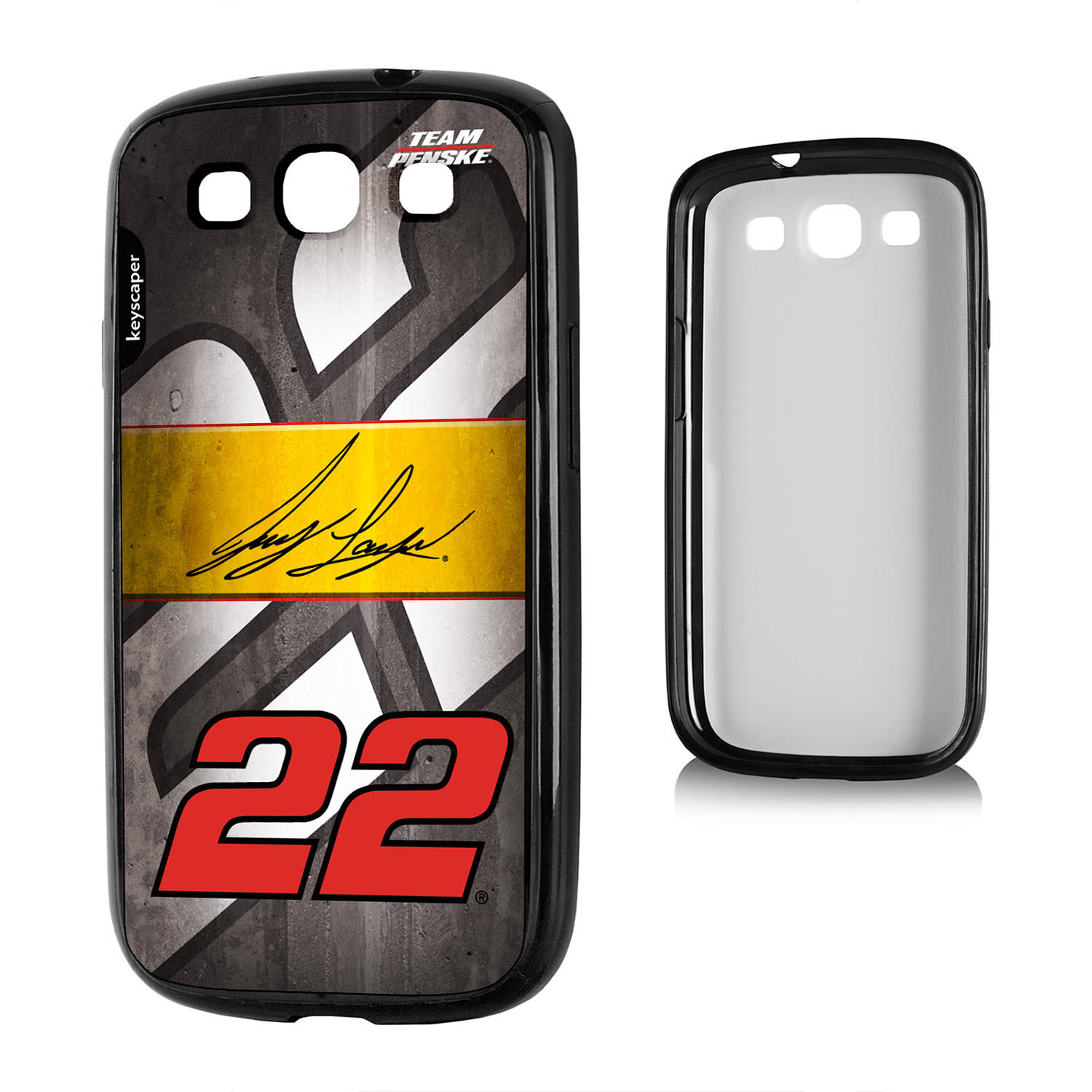 Joey Logano #22 Galaxy S3 Bumper Case
