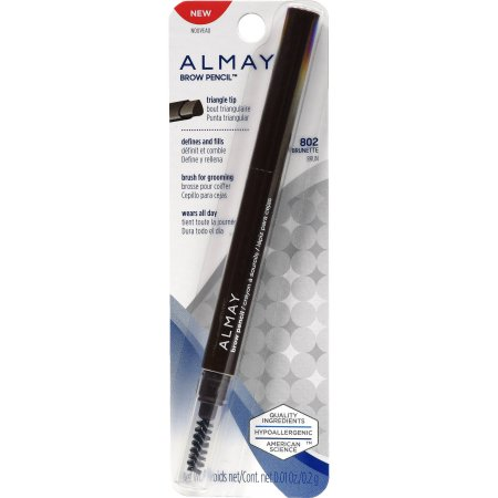 Almay Brow Pencil Brunette, 0.01 Ounce (Pack of 6)