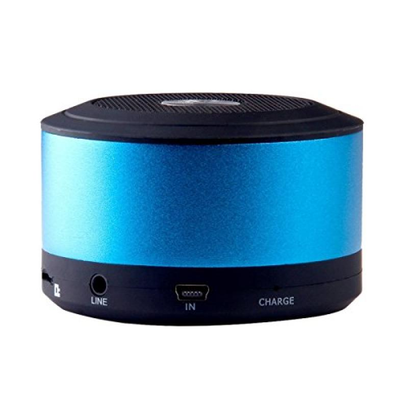 My Vision Portable Wireless Bluetooth Mobile Speaker   Powerful, Super Loud  For IPhone, IPad