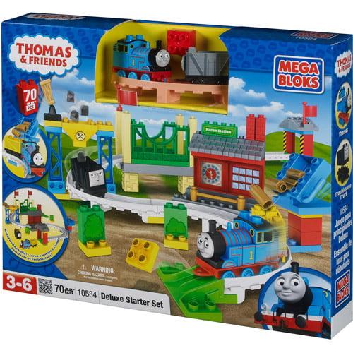 Mega Bloks Thomas & Friends Deluxe Starter Set