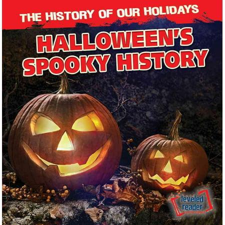 Halloween's Spooky History