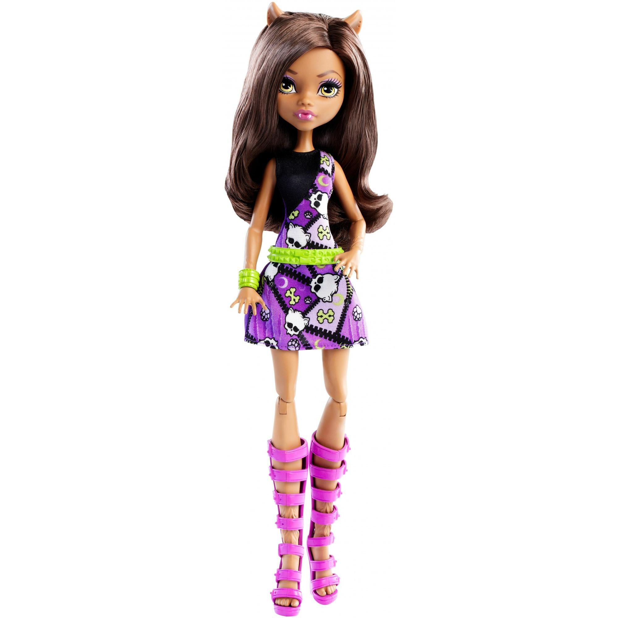 Monster High Clawdeen Wolf Doll by MATTEL INC.