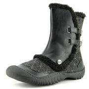 Womens Jambu Iceburg Mid-Calf Winter Boots, Black
