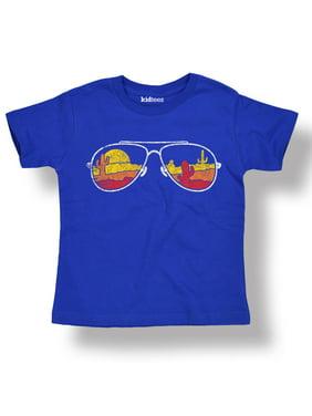 Sunglasses, Desert Scene-Youth