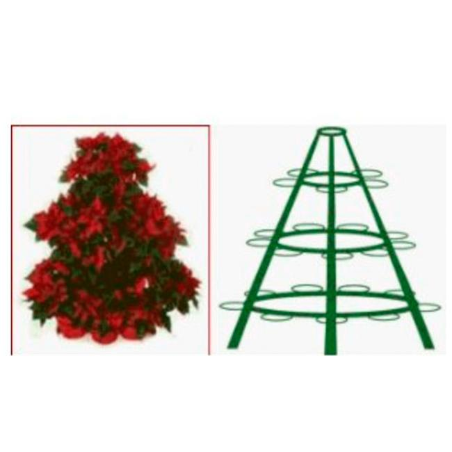 Creative Display Rack 071FB 3. 5 ft.  Full Round Tree Rack