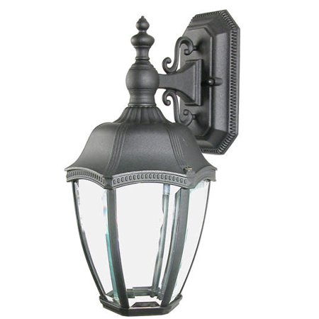 Dolan Designs 951 1-Light Outdoor Wall Sconce from the Roseville Collection ()