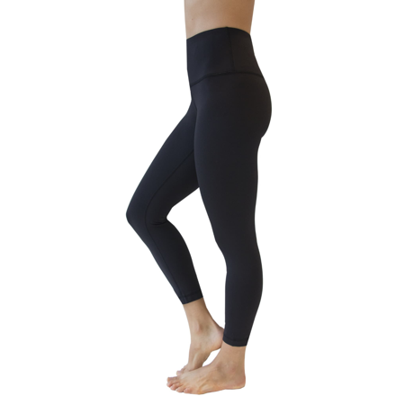 b31fc63a5f50e 90 Degree By Reflex - 90 Degree By Reflex - High Waist Compression Capri -  Walmart.com