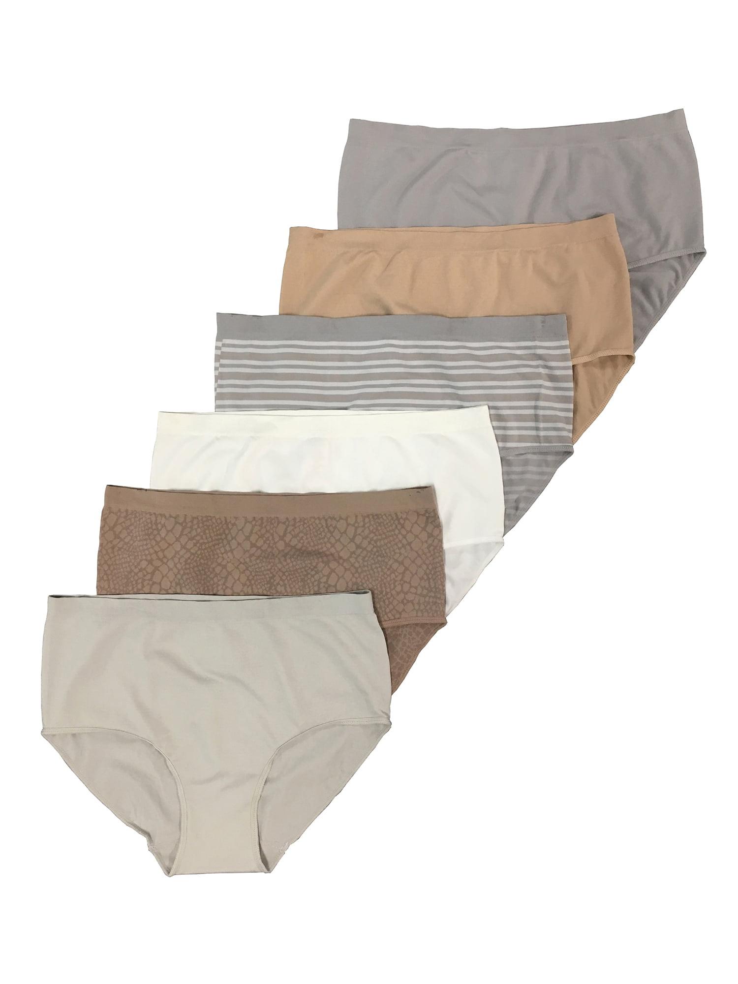 Secret Treasures 6 PK Brief Panty