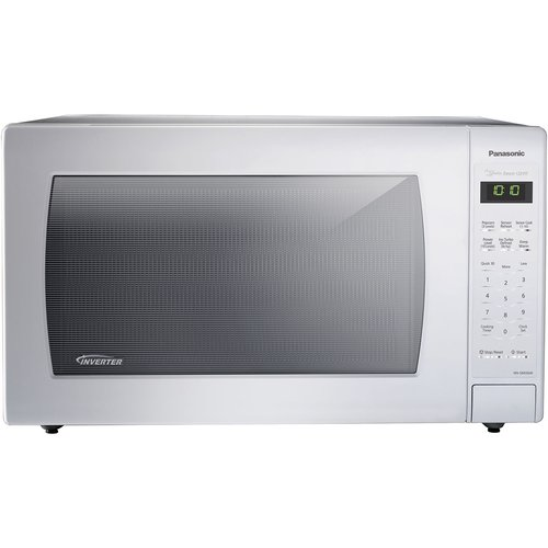 Panasonic 2.2 cu ft Microwave Oven, White