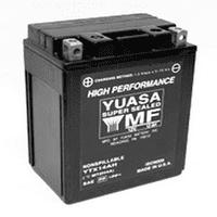 YUASA YTX14AH-BS H-PERFORMANCEMF BATTERY