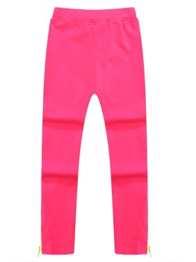 672f29419 Pink Little Girls Leggings   Pants - Walmart.com