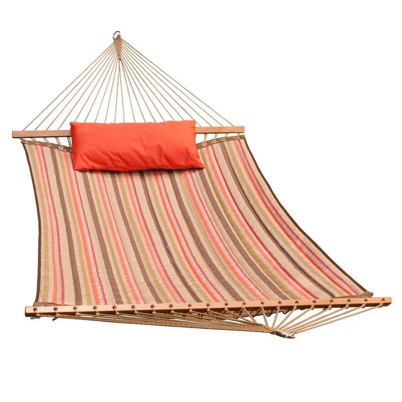 13' Reversible Sunbrella Quilted Hammock