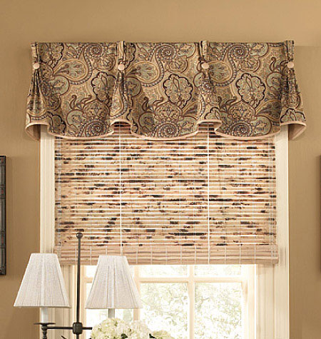 Window Treatments-All Sizes in One Envelope