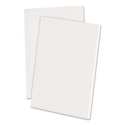 Ampad Recycled Envirotech Natural - Ampad Recycled Scratch Pad Notebook, Unruled, 4 x 6, 100-Sheet, Dozen