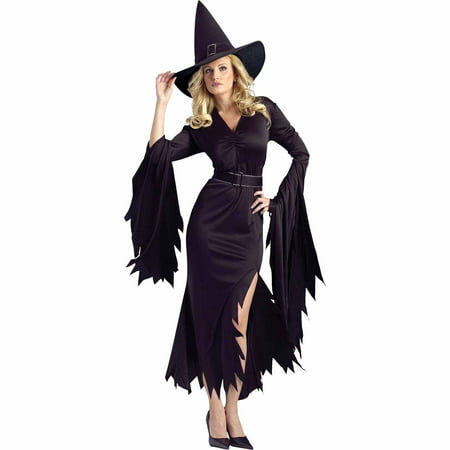 Fun World Gothic Witch Adult Halloween Costume