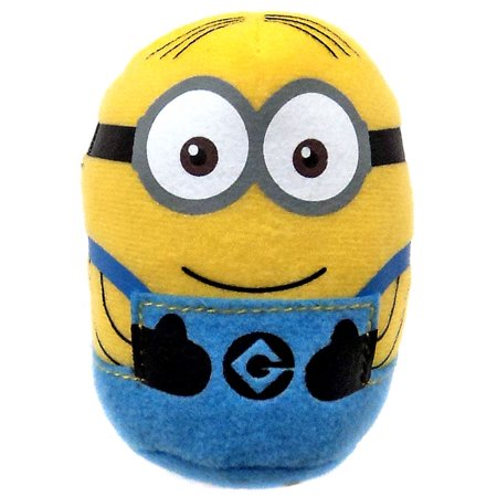 Despicable Me Flick Sticks Refill Minion Mini Plush (Minion Plush Toy)