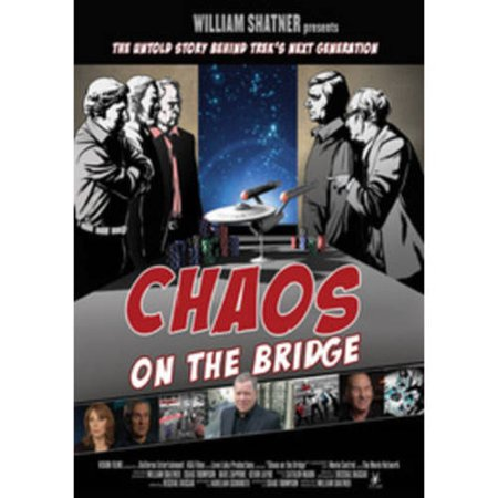 William Shatner Mask Halloween The Movie (William Shatner Presents: Chaos on the)