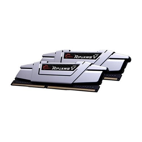 G.SKILL 16GB (2 x 8GB) Ripjaws V Series DDR4 PC4-24000 3000MHz Intel Z170 Platform Desktop Memory F4-3000C15D-16GVS