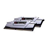 G.SKILL F4-3000C15D-16GVS 16GB (2 x 8GB) PC4-24000 3000MHz DDR4 288-Pin SDRAM Desktop Memory (Silver)