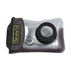 Dicapac WP410 WP-410 Waterproof Underwater Case 6.5in. X 4.13in.