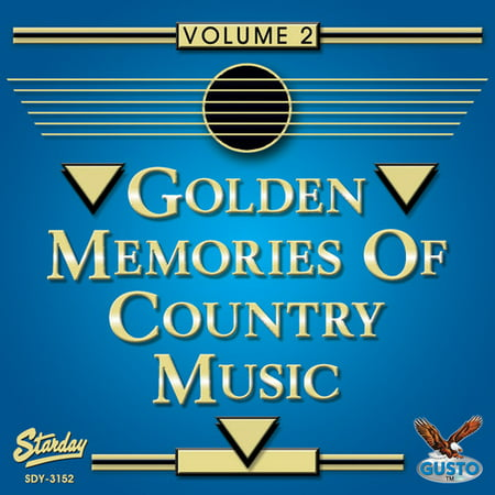 Golden Memories Of Country Music, Vol. 2