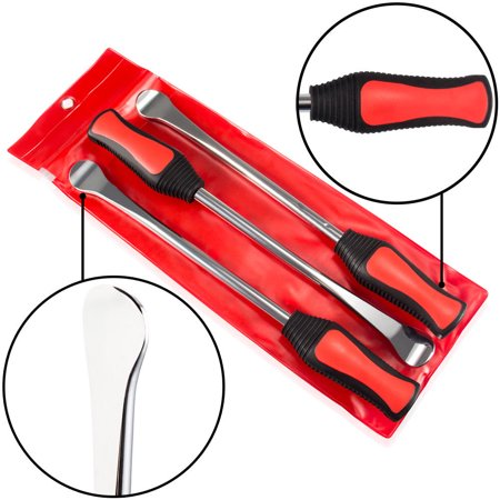 3 Tire Lever Tool Spoon Motorcycle Tire Change Kit Bicycle Dirt Bike Touring