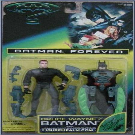 Batman Sword (BATMAN FOREVER: Bruce Wayne/Batman with Snap-on Crimefighting Armor and Side Swords )