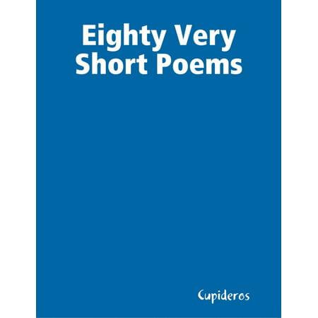 Eighty Very Short Poems - eBook - Very Short Halloween Poems