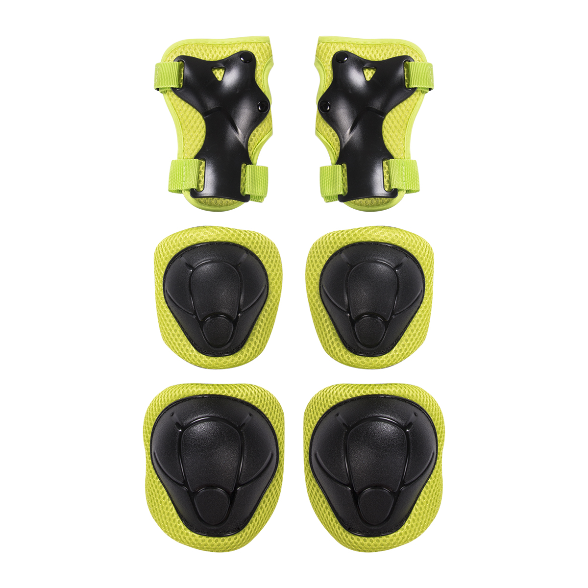 Gear Handguard Elbow pads Kneepads kids Rollerblade Skating SetElbow